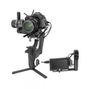 Zhiyun Crane 3S with Monitor