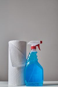 divvy up the chores