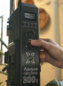 300X Controls