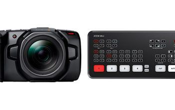 Blackmagic Design firmware update for PCC and ATEM Mini
