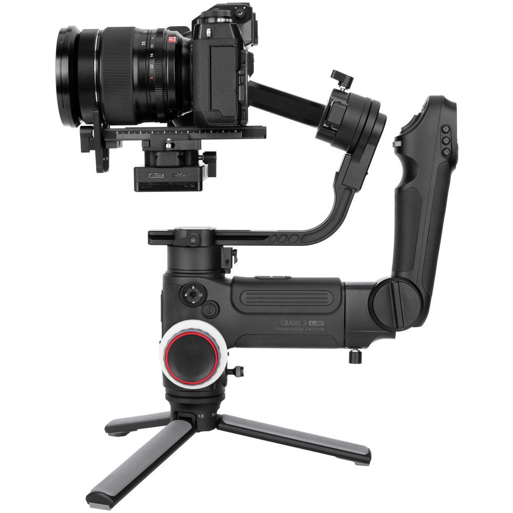 zhiyun crane 3 lab whats in the new firmware