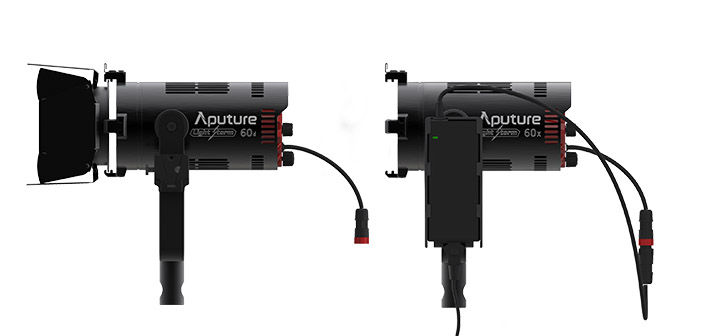Aputure Light Storm 60d and 60x
