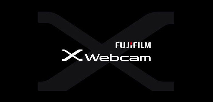 Fujifilm X Webcam Logo