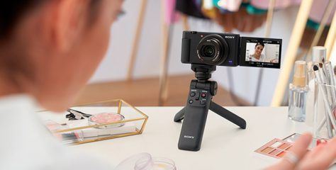 Sony ZV-1 Camera Designed for Content Creators and Vloggers