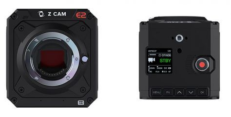 "Z CAM E2 M4: Best of the E2 features in a Z CAM ""Flagship Style"" Body"
