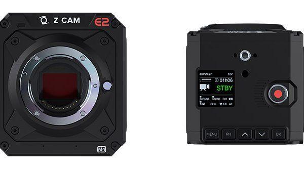 "Z CAM E2 M4: Best of the E2 features in a Z CAM ""Flagship Style"" Body"