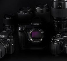 Fujifilm GFX Firmware Update Adds 4K RAW, Improved AF and More