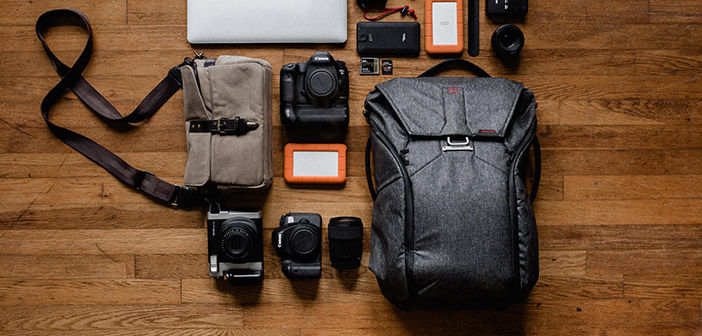 How to choose the right camera bag