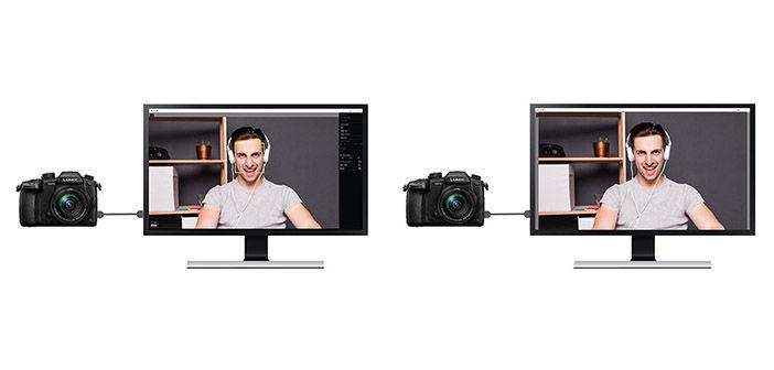 Panasonic LUMIX Tether for Streaming Beta