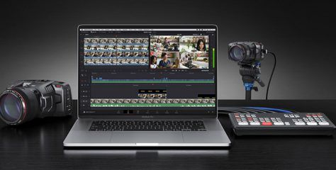 ATEM Mini Pro ISO: Record up to 5 separate video streams in real time