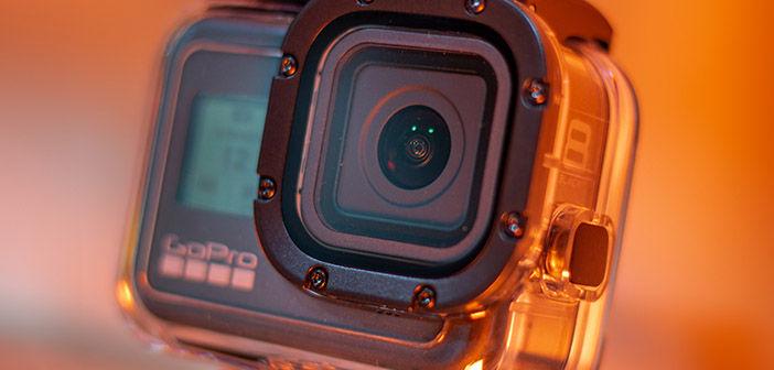 GoPro Hero8 Webcam