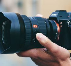 Sony Announces the Ultra Wide FE 12-24mm f2.8 GM Lens