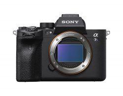 Sony a7SIII showing sensor