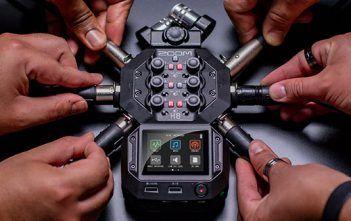 Zoom H8 Recorder