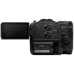 Canon EOS C70 with LCD Screen Extended
