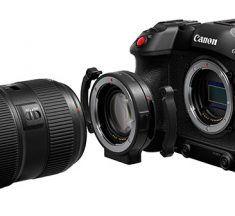 EOS C70: Canon's First RF Mount 4K Cine Camera