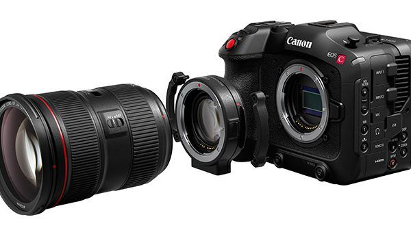 EOS C70: Canon's First RF Mount 4K Cine Camera
