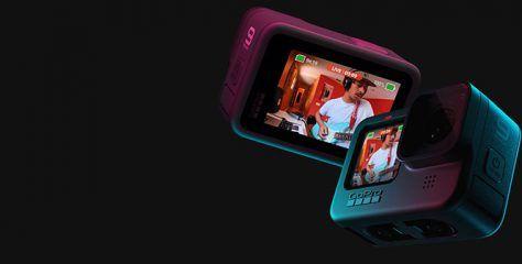 GoPro Hero9 Black: 26.6MP Sensor, 5K Video, Webcam Mode and More!