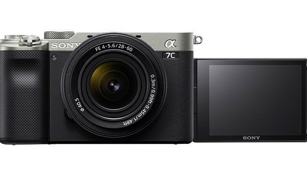 Sony a7C: Full-Frame Compact Mirrorless Camera