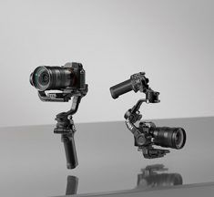 DJI RS 2 & RSC 2: DJI Launches New, Rebranded Ronin Gimbals