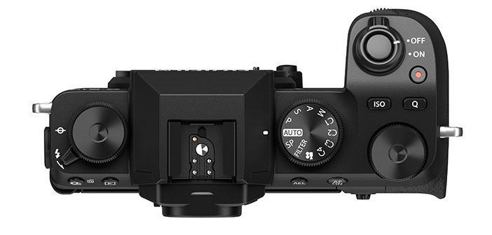 Fujifilm X-S10 Control Dials