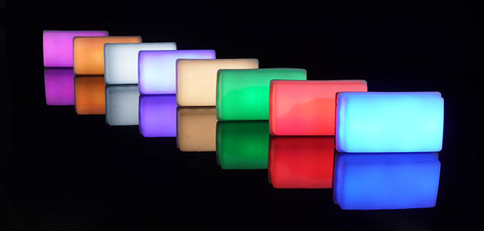LitoLite 5C pocket light in various colours