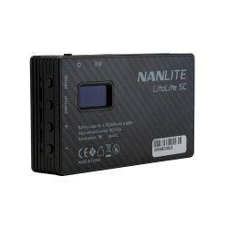 LitoLite 5C pocket light - Rear view