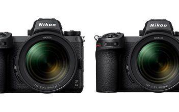 Nikon Z 6 II and Z 7 II Cameras