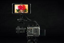 Atomos Shogun 7 with Sony FX6 Camera