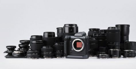 Fujifilm GFX 100 Firmware Update: Pixel Shift Multi-Shot 400 MP Capture