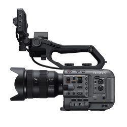 Sony FX6 with lens