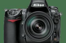 Nikon D700 Front View