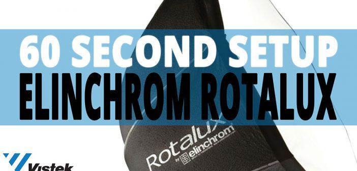 Elinchrom Rotalux Softbox 60 Second Set-up