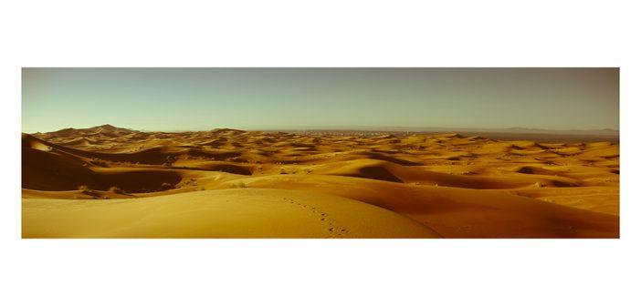 Moroccan Sand Dunes