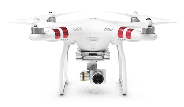 The New Phantom 3 Standard