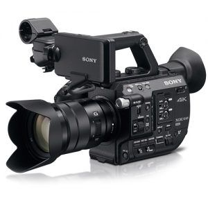 Sony PXW-FS5 Camcorder