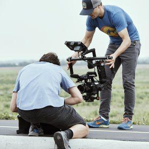 behind the scenes Dale Sood filming Bojan