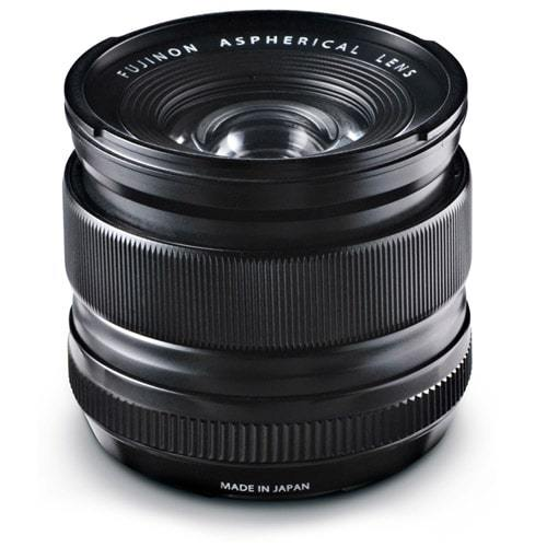 fujifilm XF 14mm Lens