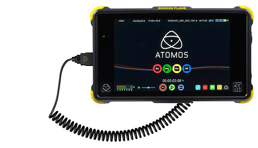 Atomos Shogun Inferno with HDMI Cable