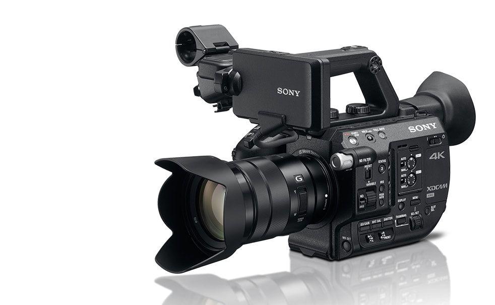 IBC 2015 Sony News Sony PXW-FS5