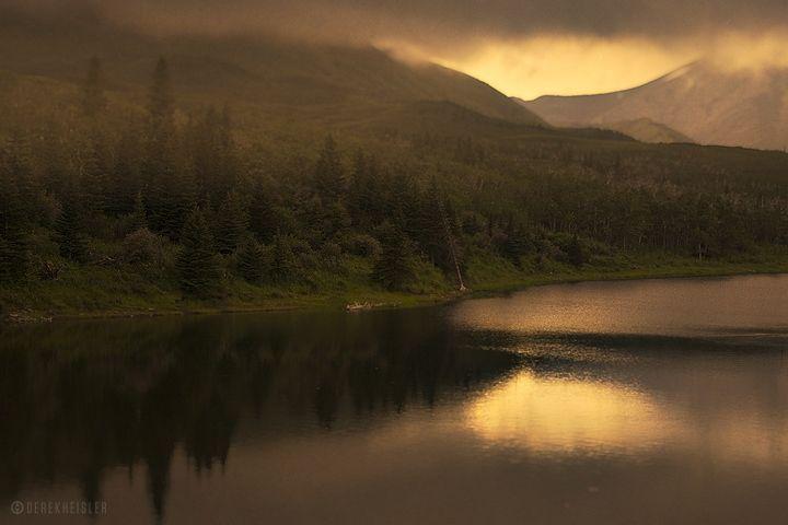 Landscape © Derek Heisler