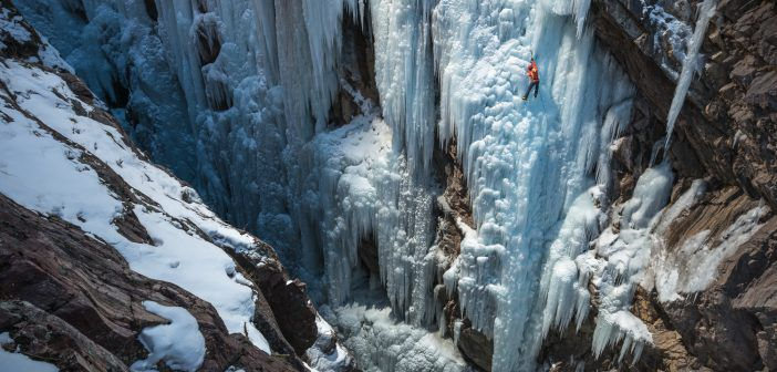 Michael Clark Ice Falls