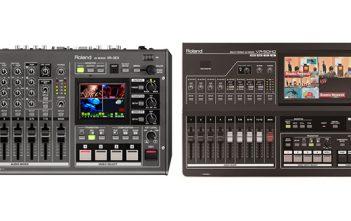 Roland Live Stream Devices
