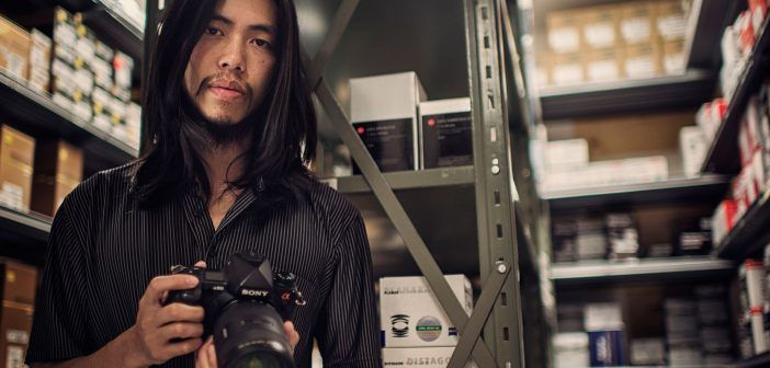 Anthony Chang - Biography Photo