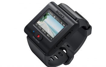 Sony Action Cam Live View Remote with wristband