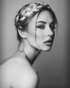 Model by Lisa Marie McGinn