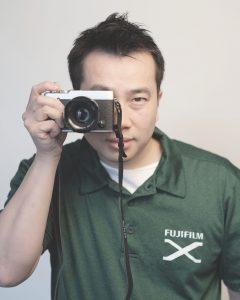 FUJIFILM Billy Luong Profile Photo