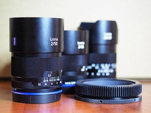 SIM Technology Showcase Zeiss Loxia Lenses
