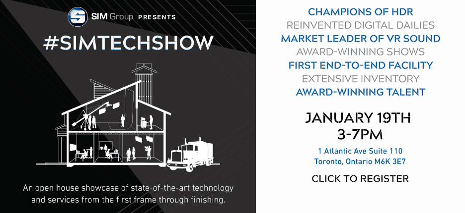 SIM Technology Showcase