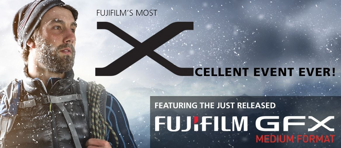 FUJIFILM X Series Event